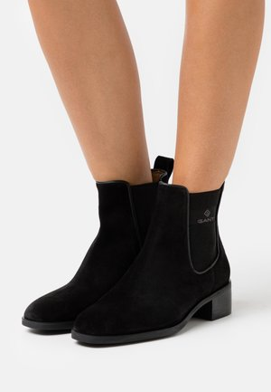 DELLAR CHELSEA - Classic ankle boots - black