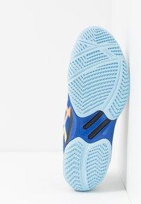 ASICS - SKY ELITE FF - Chaussures de volley - blue/sour yuzu - 4