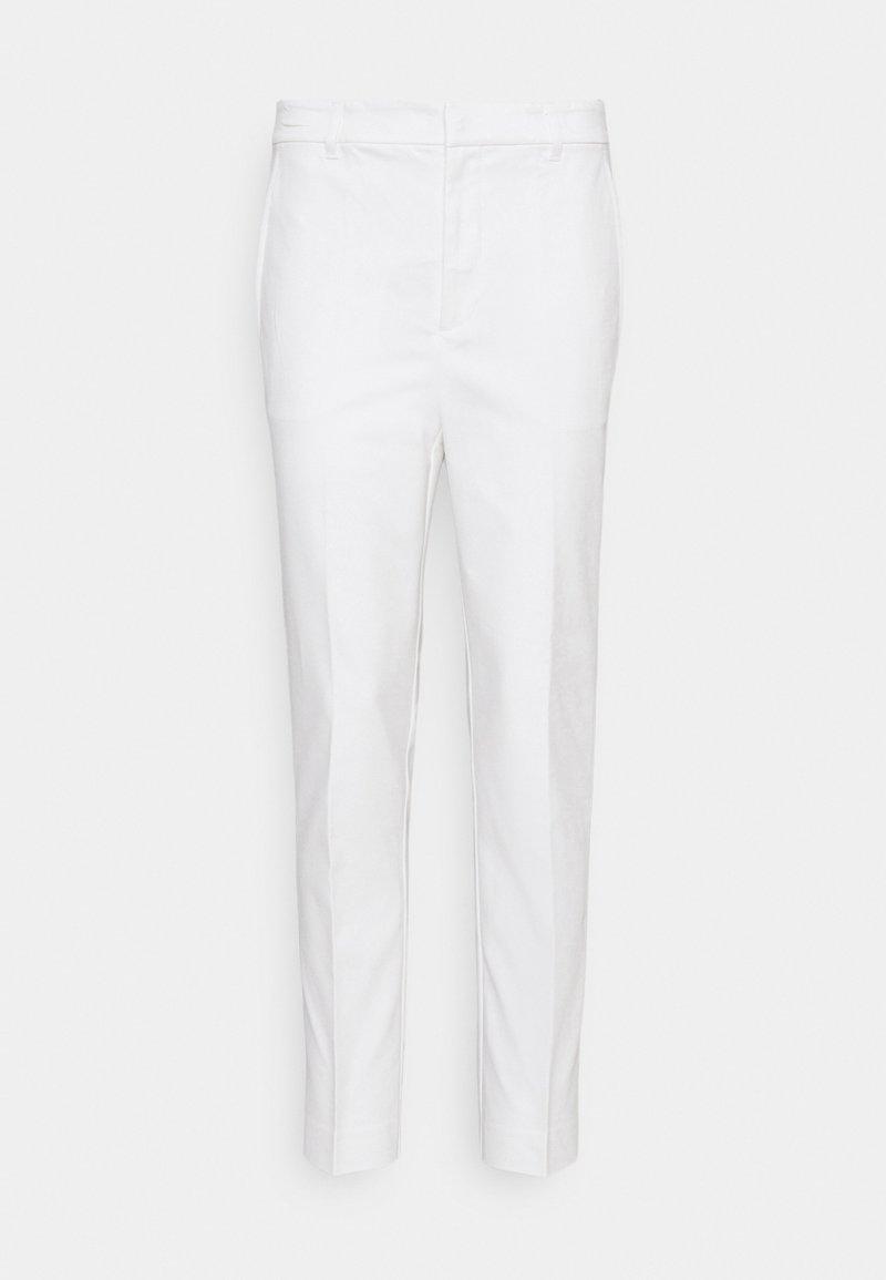 Lauren Ralph Lauren - LAKYTHIA SLIM LEG PANT - Chinos - white