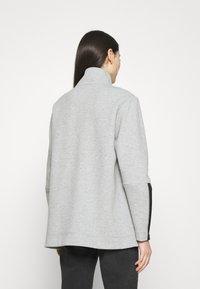 Nike Sportswear - Cardigan - dark grey heather/black - 2