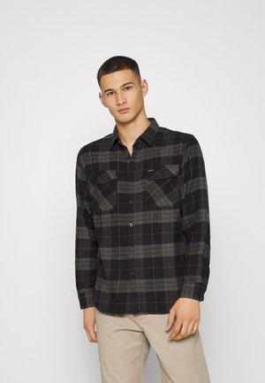 BOWERY  - Shirt - black/charcoal