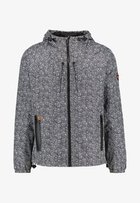 Superdry - SUPERSTORM CAGOULE - Sports jacket - anthracite - 0