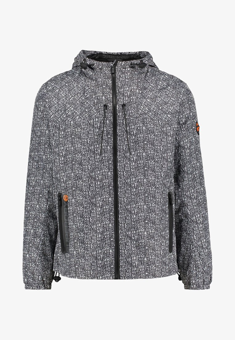 Superdry - SUPERSTORM CAGOULE - Sports jacket - anthracite
