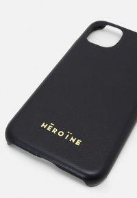 Maison Hēroïne - YUNA IPHONE 11 CASE - Handytasche - black - 3