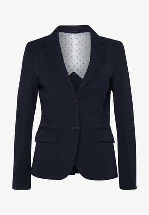 SLIM - Blazer - evening blue
