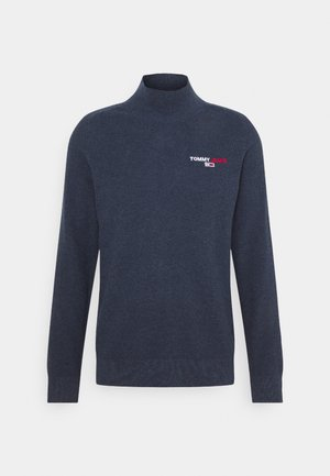 TJM SMALL LOGO SWEATER - Jumper - twilight navy heather