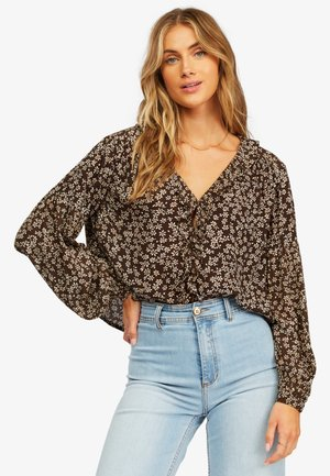 MEANT TO BE - Blouse - off black