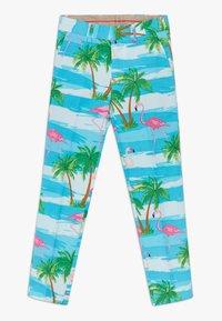 OppoSuits - FLAMINGUY SET - Suit - light blue/pink - 2