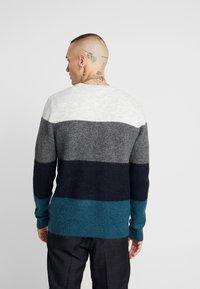 Topman - Pullover - blue - 2