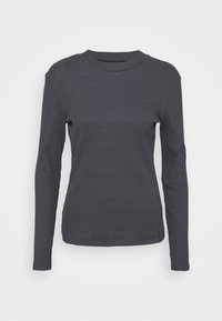 Even&Odd - Long sleeved top - dark grey - 4