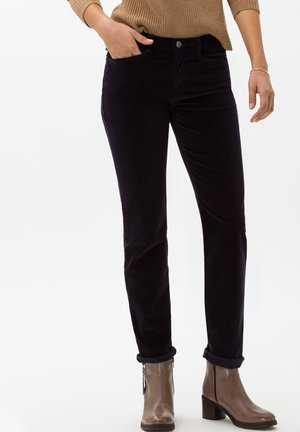 STYLE SHAKIRA - Trousers - navy