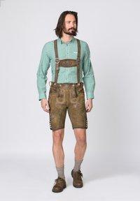 Stockerpoint - BEPPO - Shorts - brown - 0