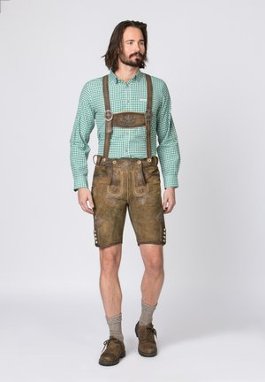 BEPPO - Shorts - brown