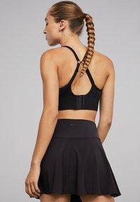 OYSHO - Sportovní sukně - black - 1