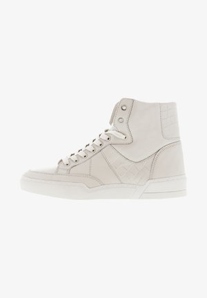 Sneakers hoog - bone white