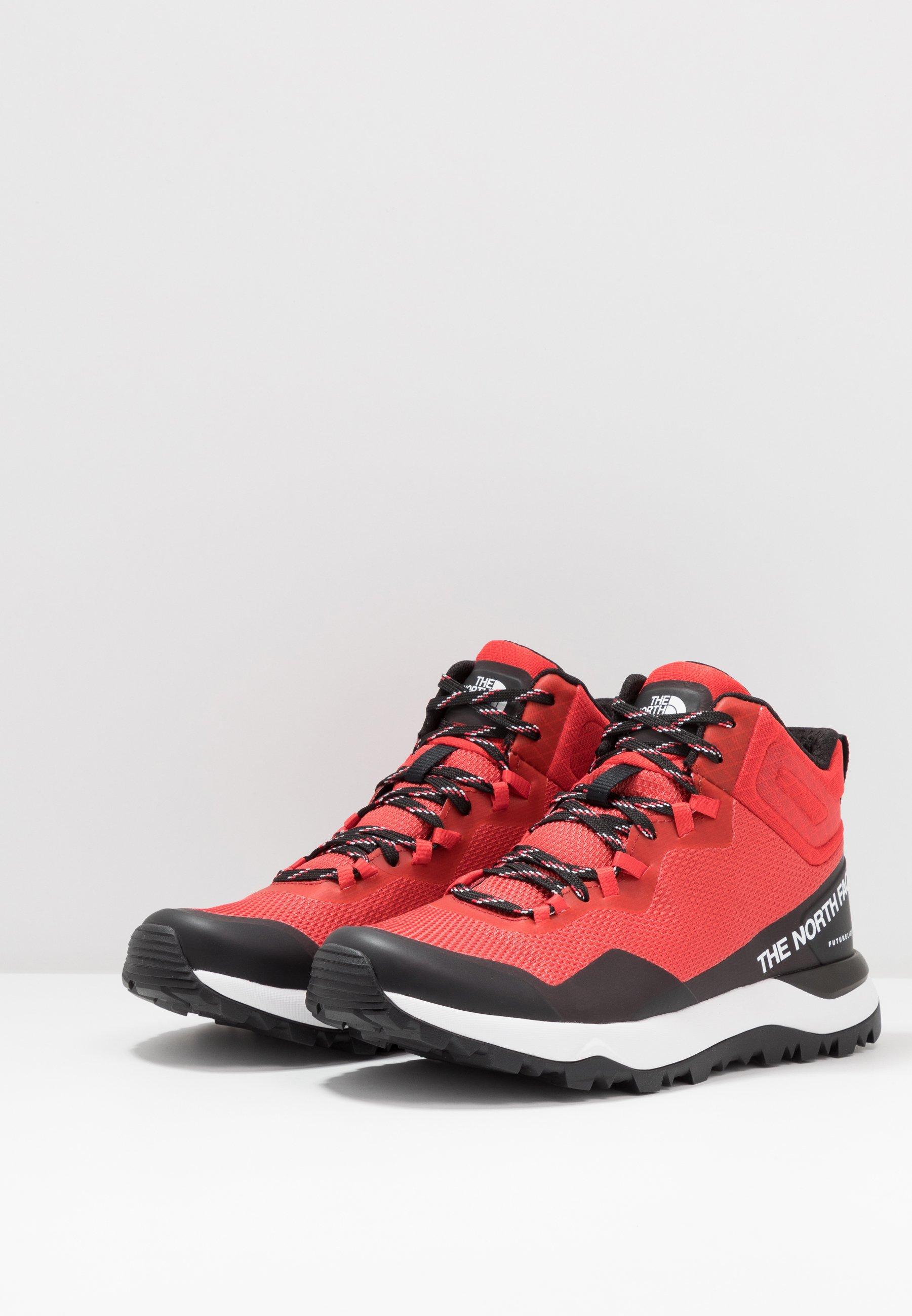 W ACTIVIST MID FUTURELIGHT Hikingskor cayenne redblack
