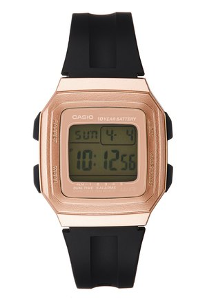 Orologio digitale - rose gold-coloured