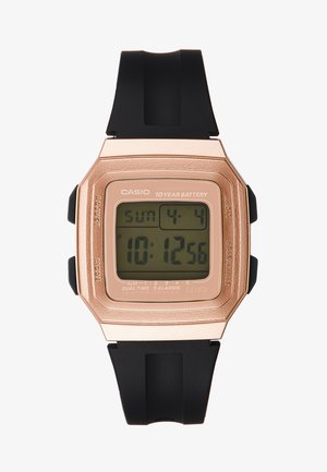 Digital watch - rose gold-coloured