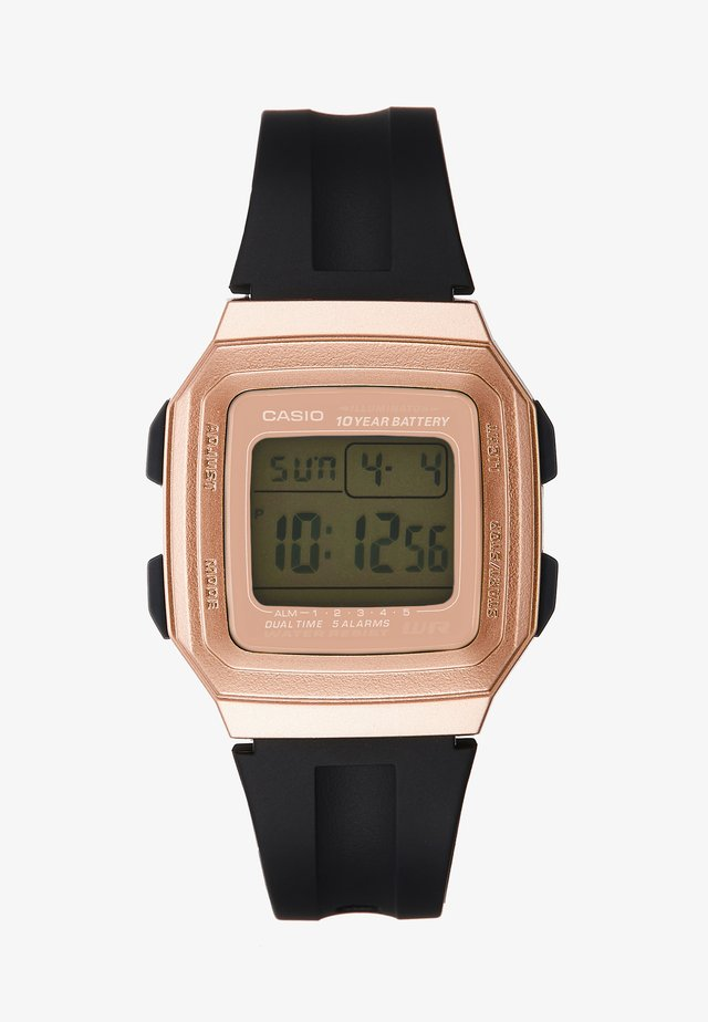 Reloj digital - rose gold-coloured