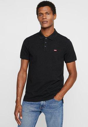 LEVI'S® HOUSEMARK - Poloshirt - mineral black