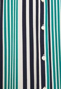 Vero Moda Tall - VMNIVA SHIRT DRESS  - Maxi dress - navy blazer/parasailing/birch - 2