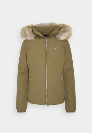 TECHNICAL - Down jacket - olive tree
