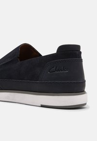 Clarks - BRATTON STEP - Sneakers basse - navy - 6