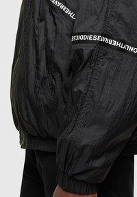 Diesel - Summer jacket - black - 4