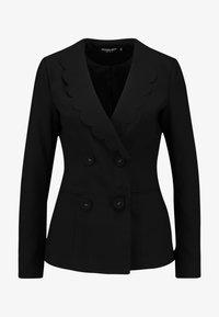 Fashion Union - TORA - Blazere - black - 4