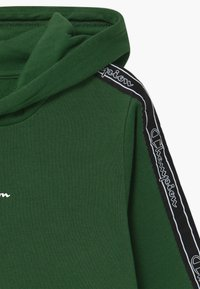 Champion - LEGACY AMERICAN TAPE HOODED - Bluza z kapturem - dark green - 3