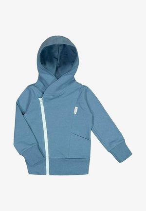 Zip-up sweatshirt - bluestar/sea glass