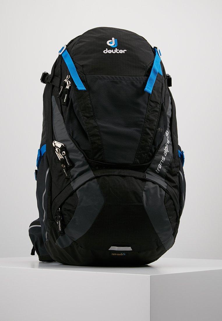 Deuter - TRANS ALPINE 30 - Hiking rucksack - black/graphite