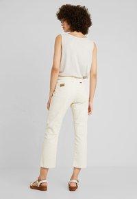 LOIS Jeans - WENDY - Trousers - ecru - 2