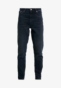 Topshop - MOM - Relaxed fit jeans - blue black - 3