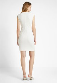 Esprit Collection - TEXTURED DRESS - Kotelomekko - white