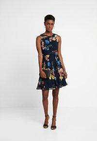 Esprit Collection - FLUENT - Cocktail dress / Party dress - navy - 2