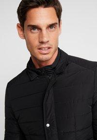 Teddy Smith - V-ROBIN - Light jacket - black - 5