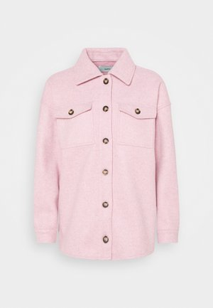 SAVISA - Button-down blouse - dusty pink
