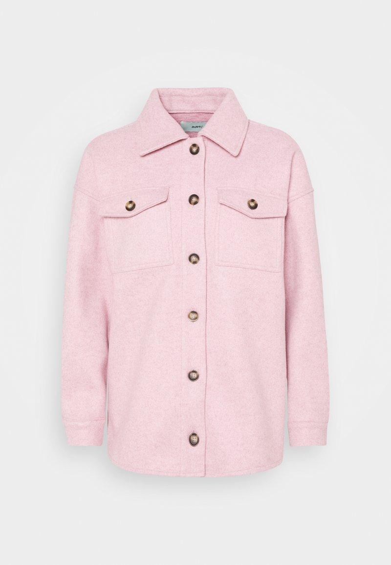 Moves - SAVISA - Button-down blouse - dusty pink