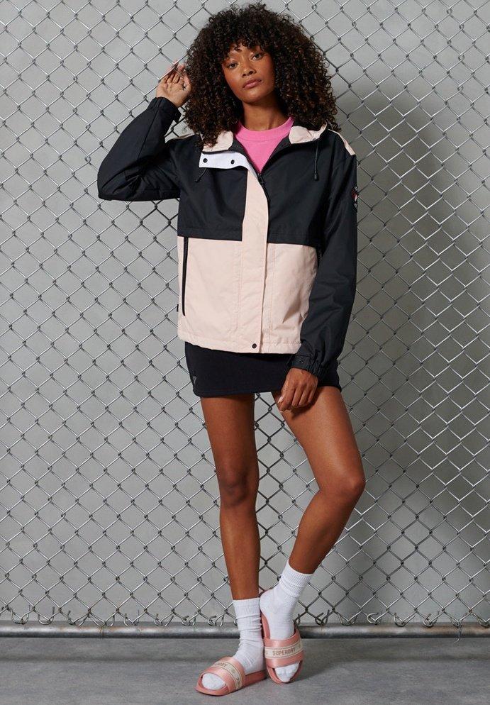 Women ESSENTIALS CAGOULE - Light jacket