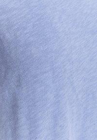 American Vintage - SONOMA - Basic T-shirt - bleute vintage - 2
