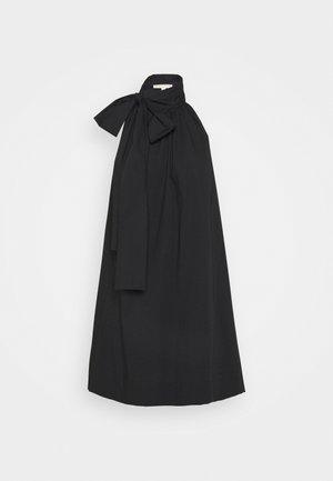 HALTER TIE NECK DRESS - Cocktail dress / Party dress - black