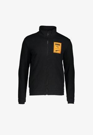 LIFESTYLE  RECHECK  - Fleece jacket - schwarz