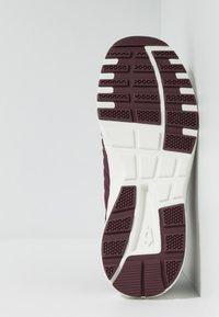 Lotto - BREEZE ULTRA - Chaussures d'entraînement et de fitness - purple saturday/gravity titan/all black - 4