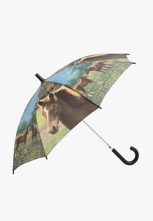 ART COLLECTION - Umbrella - pferde