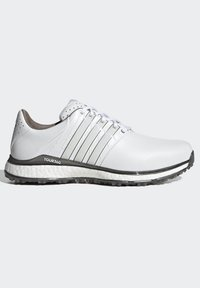 adidas Performance - TOUR360 BOOST SPORTS GOLF SNEAKERS SHOES - Golf shoes - white - 5