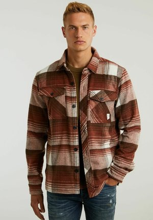 STRYKE.L FINN - Shirt - brown