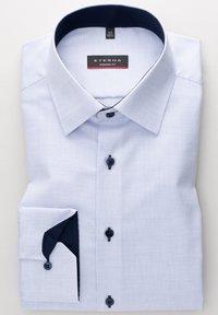 Eterna - FITTED WAIST - Formal shirt - hellblau - 4