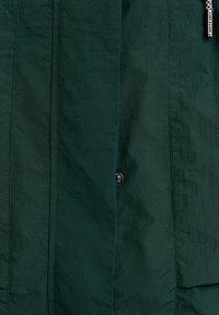 Finn Flare - Waterproof jacket - dark green - 7