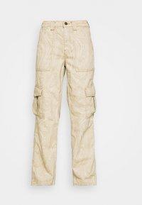 MARBLE SKATE JEAN - Pantaloni - beige